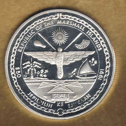 Marshall Islands Silver Investing