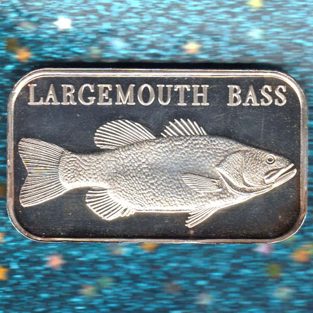 fishing silver bars