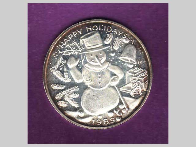 collectible holiday silver