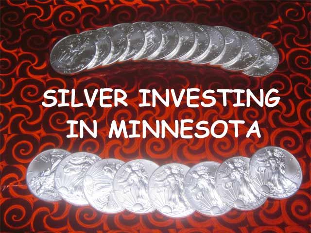 silver investing in Minnesota