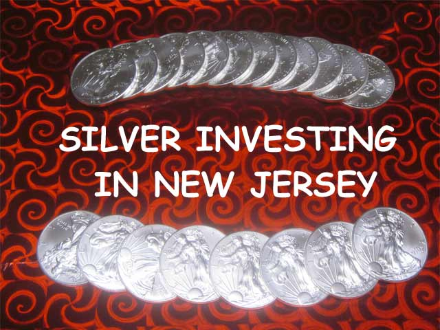 silver investing in New Jersey